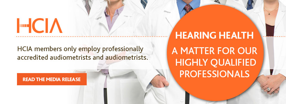 Hearing Health - A matter for our highly qualified professionals