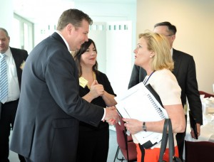 Craig-Laundy-MP-and-Donna-Staunton-HCIA14-076
