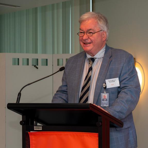 Dr Michael Wooldridge